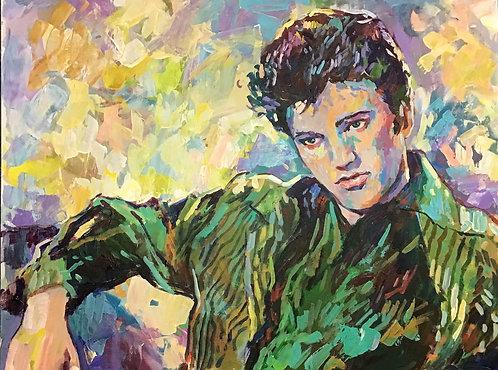 FrankSofo: Young Elvis