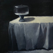 Nearly Empty€24X24 oil