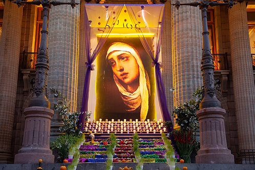 Betsy Pinover Schiff:  Love and Devotion to Lady of Guadalupe.