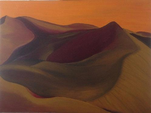Jacqueline Savaiano: Death Valley