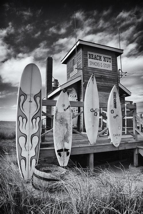 Gerard Giliberti: Amagansett Beach Hut