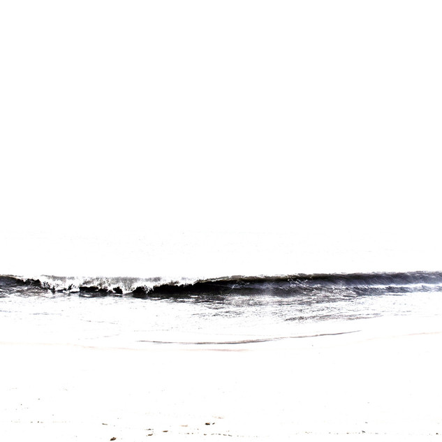 Atlantic Wave - 40x60 dye