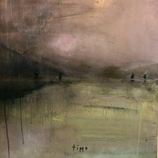 """Stephanie Brody-Lederman """"Time,"""" 30x40 approx , oil, $3,200.00.jp"""