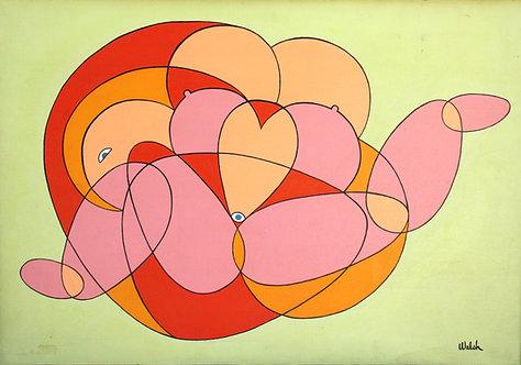 Kenneth B. Walsh:  Love