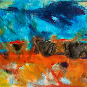 Beth Barry_Costa Rica Revisited_acrylic