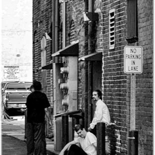 Paul Dempsey - Breaktime, Savannah GA -