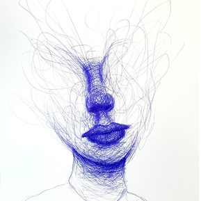 Blake Munch Butterfly-Mind Pen-on-paper.  28x22 2500.jpg