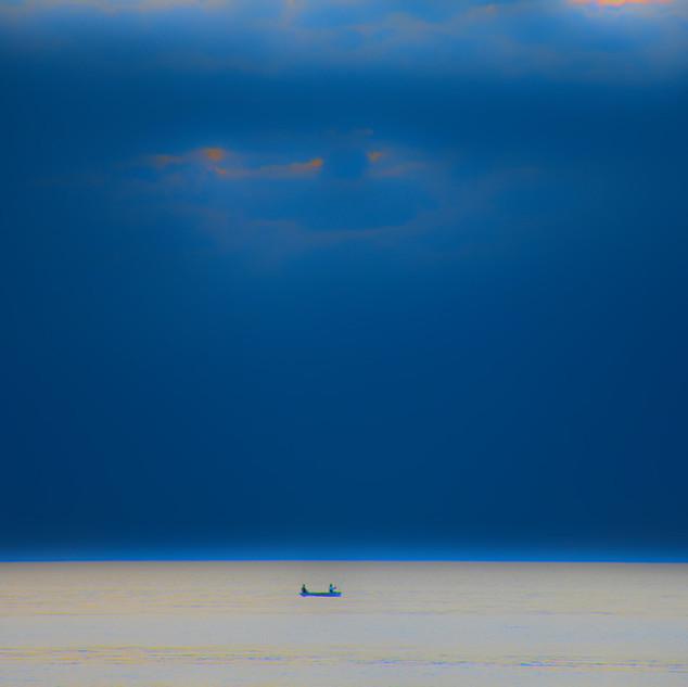 Paul Dempsey - Sound Life - 40x60 - dye