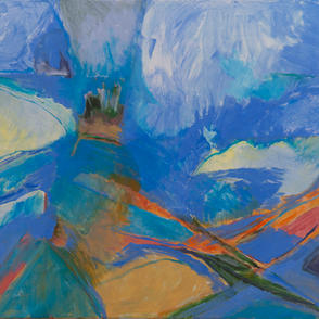 Beth Barry_ Waterworks_acrylic on canvas