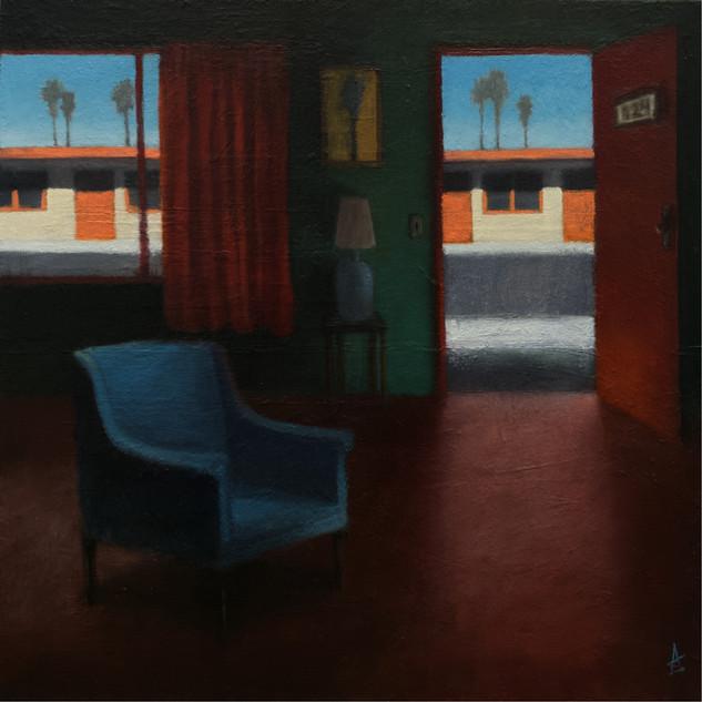 Room 824 30x30 oil