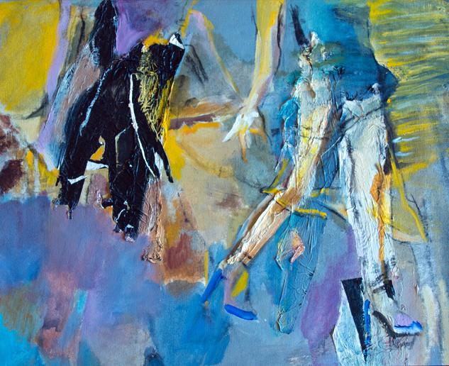 Marilyn Church  Walking Free In Blues  1
