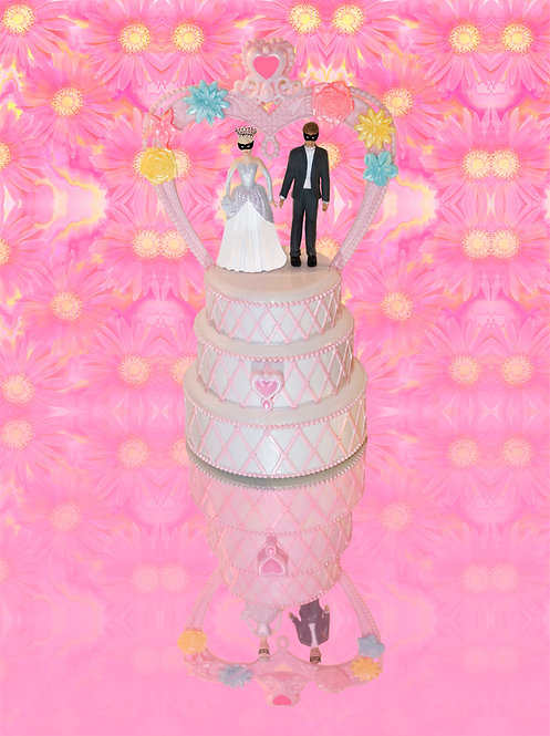 Christina Stow:  Wedding