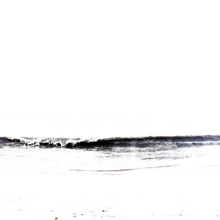 Paul Demspey - Atlantic Wave - 40x60 dye