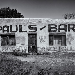 Gerard Giliberti Pauls Bar 21x14in Archi