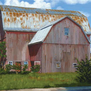 Michael Ward  Michigan Barn 6 14x18.jpeg