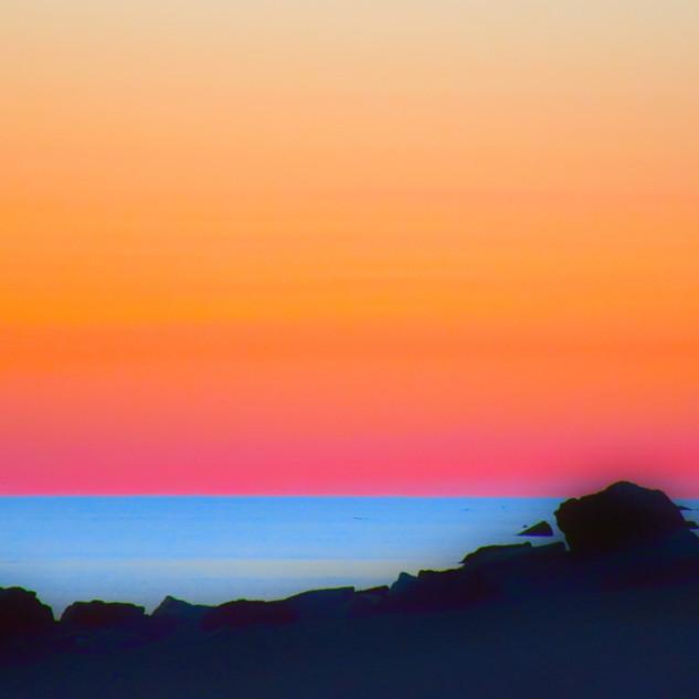 Paul Dempsey - Dawn - 12x24 - dye sublim
