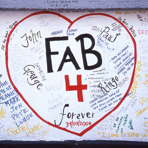 Gerard Giliberti-Fab4-Abbey Road_8x12inc
