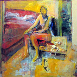 Marilyn Church Secrets of Women   30 X 4
