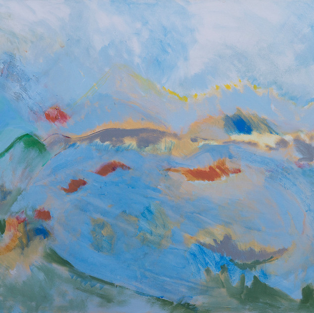 Beth Barry_Gestural Landscape_30x40__�28