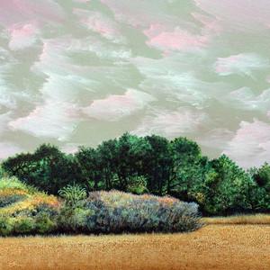 Edward Joseph Amagansett Afternoon 10x12