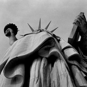 Gerard Giliberti Blind Liberty_8x10 inch