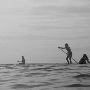 Paul Dempsey - Sound Surf II - 16x20 - d