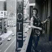 """Dee Dee on Balcony 14""""X11"""""""