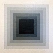 SOLD Intro 36x36 Acrylic Canvas