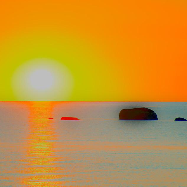 Sunrise II -12x24.