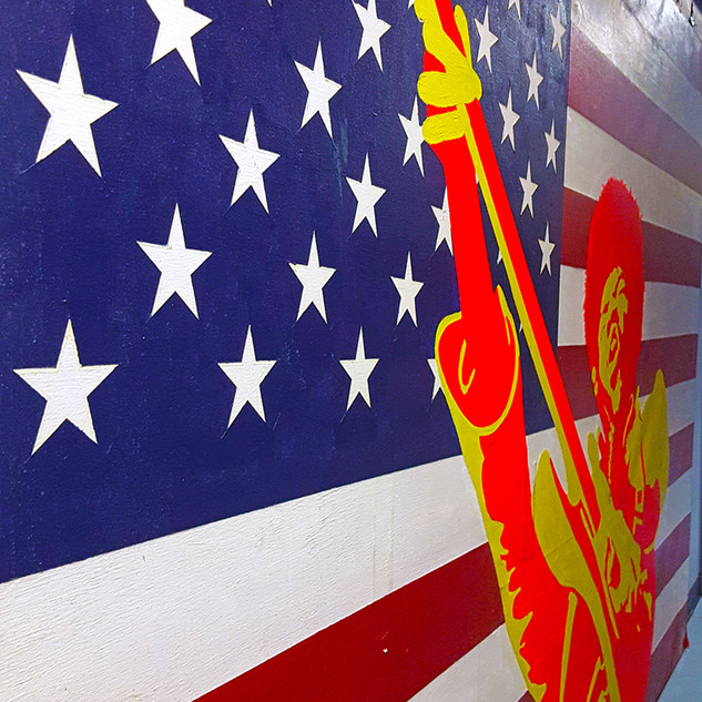 - Star Spangled Banner and