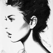 Cindy Press Surprise Me, 12 x 12, oil on canvas,