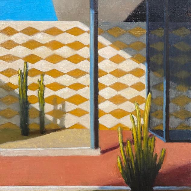 Alex Selkowitz,  Palm Springs  18 x 24 i