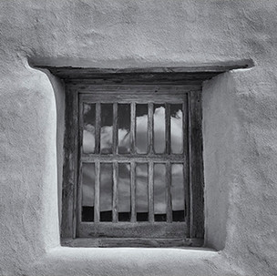 Gerard Giliberti-Pueblo Window_14x21inch