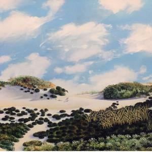 Edward Joseph Dunesday Morning 10x12 acr