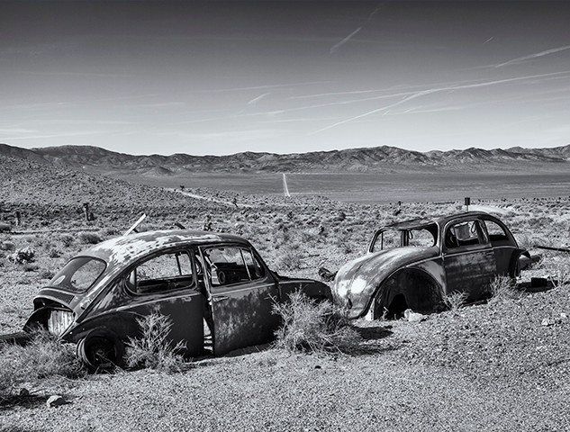 Gerard Giliberti-Desert Wagons_21x14inch