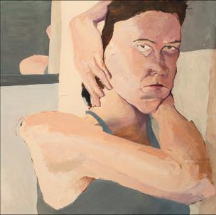 Geoffrey Stein__Sara (Square Portrait)__