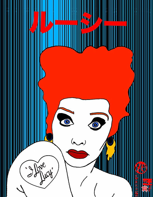 Zane Fix:  I Love Lucy