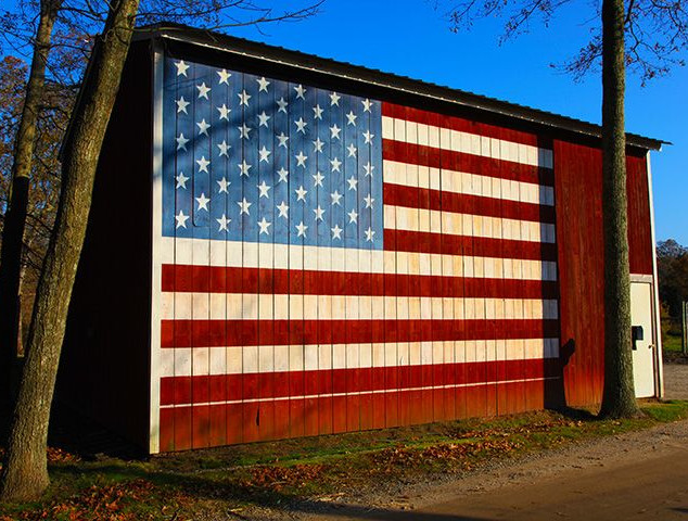 Gerard Giliberti Flag Barn.jpeg