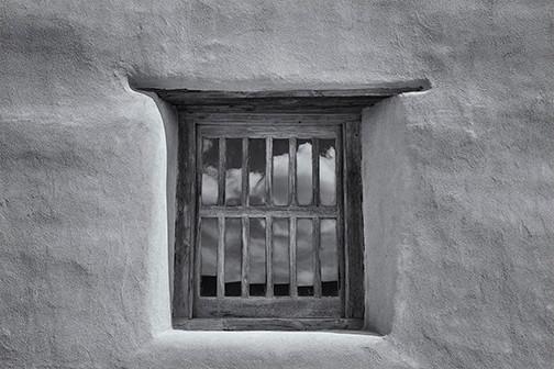 Gerard Giliberti Pueblo Window. 21x14in