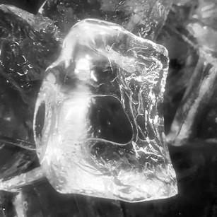 Paul Dempsey - Eye Cube - 20x20 -  dye s