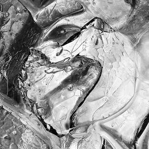 Paul Dempsey - Ice Nine I - 20x20 - dye