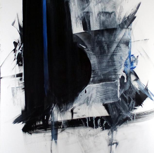 Athos Zacharias Windoe 10x8 Oil on Canva