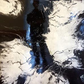 Paul Dempsey - Selfie - 10x10 - Dye subl
