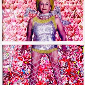 Big Eileen Nail Polish on Print  44X30.j