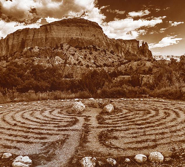 Gerard Giliberti, Labyrinth, Ghost Ranch