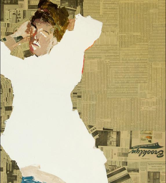 G.Stein_Sara White Shirt_60x48,acrylic a