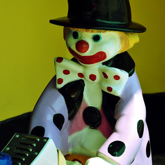 Paul Dempsey - Laugh Clown, Laugh - 8x10