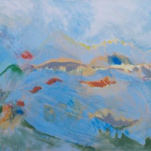 Beth Barry_Gestural Landscape __30x40__$