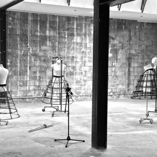 Paul Dempsey - Workspace - 20x30 - dye s
