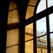 Paris Window Photograph